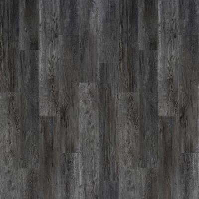 WallArt Planken hout-look schuurhout eiken asgrijs
