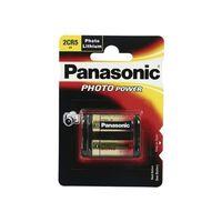 Panasonic Lithium 2CR5 6v blister 1