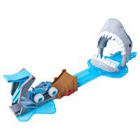 Monster Jam Raceauto speelset Megalodon Mayhem 1:64