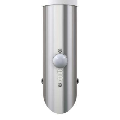 Buitenlamp RVS Enego met sensor