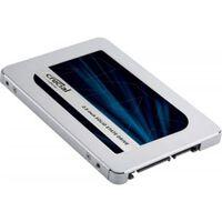 """Hard Drive Crucial CT1000MX500SSD1 1 TB SSD 2.5"""" SATA III"""