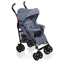 Baninni Kinderwagen Luca Limited Edition mistblauw