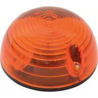 Carpoint paddenstoellampjes 2 stuks 55 mm oranje