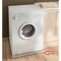 Opvangbak Water, Bak Voor Wasmachine 62x62 Cm