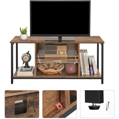 Trend24 - TV meubel - Dressoir voor de TV - TV Kast - Vintage -,