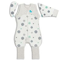 Love to Dream Babydoek Swaddle Up Transition Suit Lite fase 2 M wit