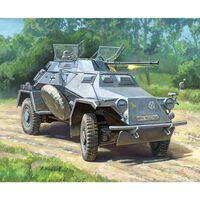 Zvezda - Sd.kfz.222 Armored Car (zve6157)