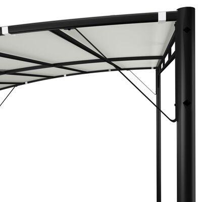 vidaXL Zonneluifel 3x3x2,55 m crèmekleurig