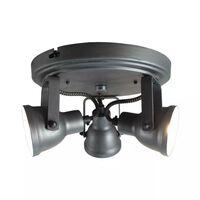 LABEL51 Spotlamp LED 3 spots Max 21x21x14 cm grijs