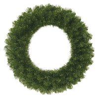 Colorado krans groen d90 cm