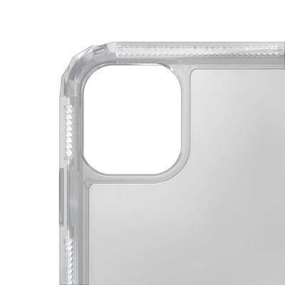 SoSkild - iPhone 11 Hoesje - Back Case Defend Transparant,
