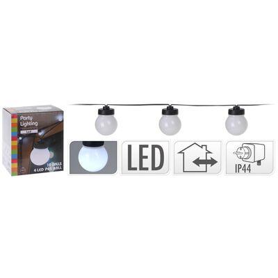 ProGarden Feestverlichtingsset met 10 lampen LED ,