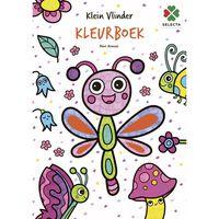 Selecta Klein Vlinder Kleurboek
