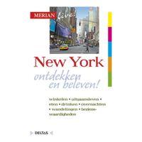 Deltas reisgids Merian live: New York