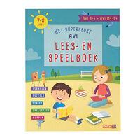 Boek Het Superleuke AVI Lees- en Speelboek AVI 3-4/AVI M4-E4