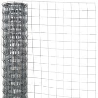 Nature Gaas vierkant 0,5x2,5 m 13 mm gegalvaniseerd staal