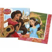 Disney servetten Elena of Avalor 20 stuks 33 cm