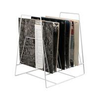 LP vinyl platen opbergrek - platen bladerrek - platenkast - opbergen