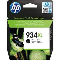 HP 934XL (C2P23AE) Inktcartridge Zwart Hoge capaciteit