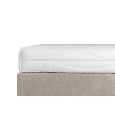 Bedworld Boxspring 160 X 220 Cm - Tweepersoons - Beige