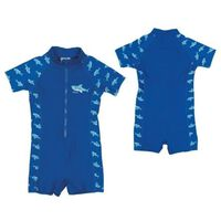 Playshoes UV Protection Swimsuit Shark maat 98/104