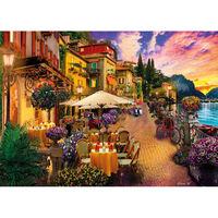 Clementoni legpuzzel High Quality Collection - Monte Rosa 500 stukjes