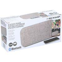 Dunlop Speaker - Bluetooth 4.1 - Stoffen omtrek