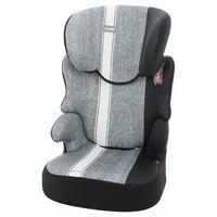 Nania Autostoeltje Befix Zigzag groep 2+3 grijs