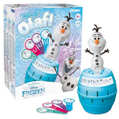 TOMY Olaf pop-up Frozen