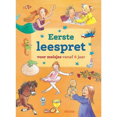 Deltas Boek Eerste Leespret Meisjes