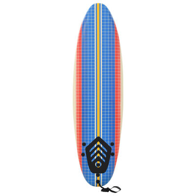 vidaXL Surfplank 170 cm mozaïek