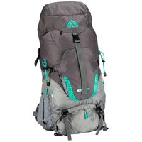 Abbey Backpack Sphere 60 L antraciet 21QI-AGG-Uni