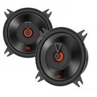 Club 422F speakerset tweeweg coaxiaal 4'' 105W zwart