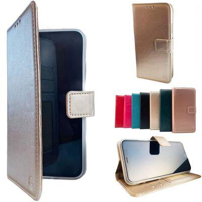 Hem Samsung Galaxy S21 Plus Gouden Wallet / Book Case / Boekhoesje/