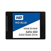 """Hard Drive Western Digital WDS250G2B0A SSD 250 GB 2,5"""" SATA III"""