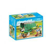 Playmobil Country - Kind met kippenhok (70138)