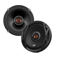 Club 6520 speakerset tweeweg coaxiaal 6,5'' 180W zwart