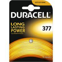 Duracell D377 WATCH Knoopcel Batterij