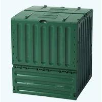 Compost Eco-king 400 ltr Groen Garantia