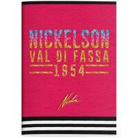 Stationery Team schrift Nickelson Girls A4 gelijnd