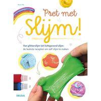 Deltas doe-boek Pret met slijm!
