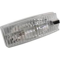 Interieurlamp met schakelaar 12 Volt 5 Watt chroom