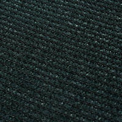 vidaXL Tenttapijt 250x600 cm HDPE groen