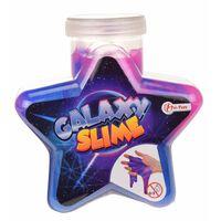 Toi-Toys galaxy slijm in grote ster 500 gram paars/roze