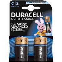 Duracell DUR038011 C Ultra Power LR14 Batterij 2 stuks