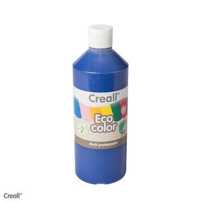 Creall-eco color plakkaatverf koningsblauw