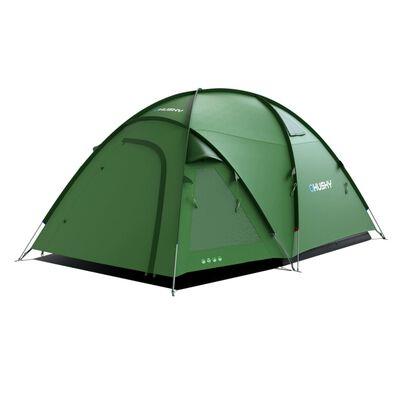 Husky Tent Bigless 5 - Familie Tent - 5 Persoons - Groen