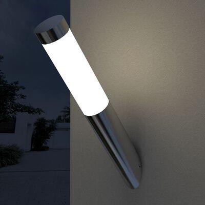 Buitenlamp RVS Enego