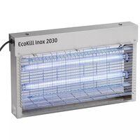 Kerbl Elektrische vliegendoder EcoKill Inox 2030 zilver roestvrij staal 299931