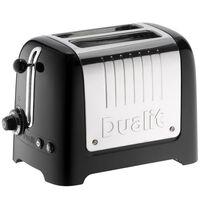 Toaster D26225, Lite Zwart - Dualit